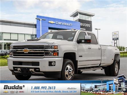 2019 Chevrolet Silverado 3500HD High Country (Stk: SV9078) in Oakville - Image 1 of 25