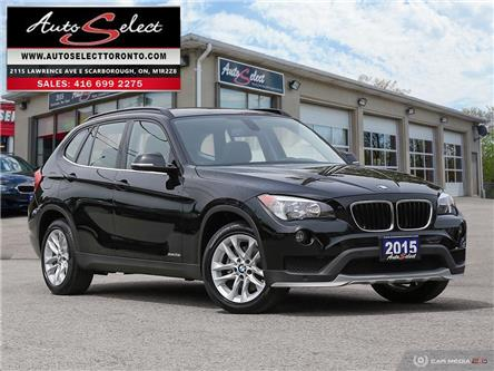 2015 BMW X1 xDrive28i (Stk: 1X1B2N9) in Scarborough - Image 1 of 30