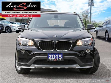 2015 BMW X1 xDrive28i (Stk: 1X1B2N9) in Scarborough - Image 2 of 30