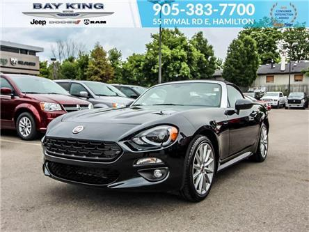 2017 Fiat 124 Spider Lusso (Stk: 6585) in Hamilton - Image 1 of 13