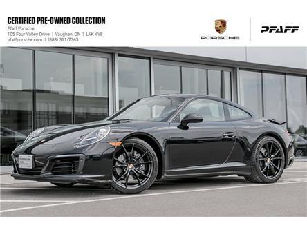 2017 Porsche 911 Carrera Coupe (991) w/ PDK (Stk: U7953) in Vaughan - Image 1 of 22