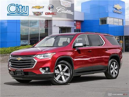 2019 Chevrolet Traverse 3LT (Stk: 2979327) in Toronto - Image 1 of 29