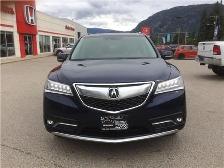 2015 Acura MDX Technology Package (Stk: 9-1449-0) in Castlegar - Image 2 of 28