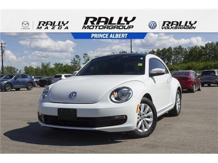 2014 Volkswagen Beetle 2.0 TDI Comfortline (Stk: V898) in Prince Albert - Image 1 of 11