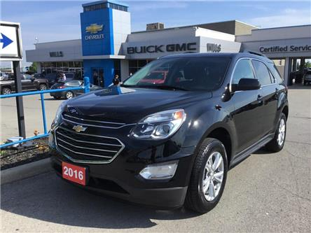 2016 Chevrolet Equinox LT (Stk: K393A) in Grimsby - Image 1 of 14