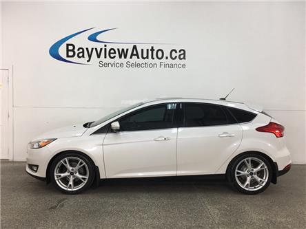 2016 Ford Focus Titanium (Stk: 35132W) in Belleville - Image 1 of 29