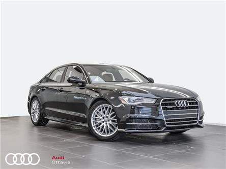 2017 Audi A6 3.0T Progressiv (Stk: 50850) in Ottawa - Image 1 of 18