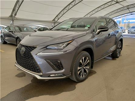 2020 Lexus NX 300 Base (Stk: L20006) in Calgary - Image 2 of 5