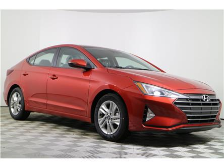 2020 Hyundai Elantra Preferred w/Sun & Safety Package (Stk: 194585) in Markham - Image 1 of 22