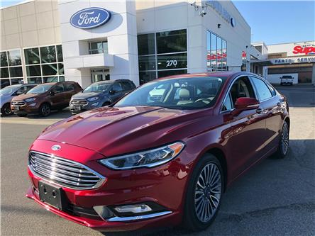2017 Ford Fusion SE (Stk: RP1847) in Vancouver - Image 1 of 24
