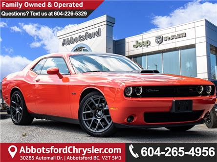 2017 Dodge Challenger R/T (Stk: AA0184) in Abbotsford - Image 1 of 26