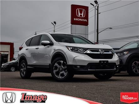 2019 Honda CR-V EX (Stk: 9R244) in Hamilton - Image 1 of 19