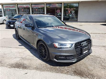 2015 Audi A4 2.0T   COMP PKG   NAV   B/U CAM   SUNROOF (Stk: P12249) in Oakville - Image 2 of 22