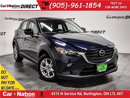 2019 Mazda CX-3 GS (Stk: DOM-407059) in Burlington - Image 1 of 36
