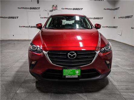 2019 Mazda CX-3 GS (Stk: DOM-407100) in Burlington - Image 2 of 36