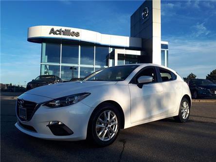 2015 Mazda Mazda3 Sport GS (Stk: H1915A) in Milton - Image 1 of 11