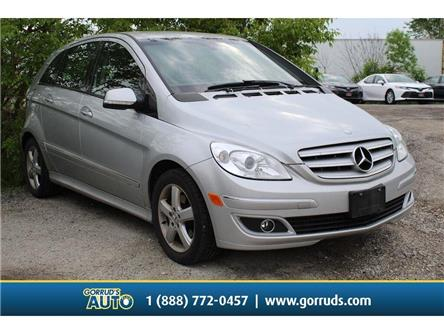 2007 Mercedes-Benz B-Class Base (Stk: 246246) in Milton - Image 1 of 10
