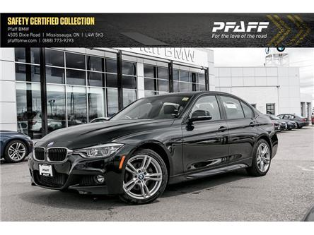 2018 BMW 328d xDrive (Stk: U5510) in Mississauga - Image 1 of 17