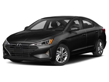 2020 Hyundai Elantra Preferred w/Sun & Safety Package (Stk: EA20012) in Woodstock - Image 1 of 9