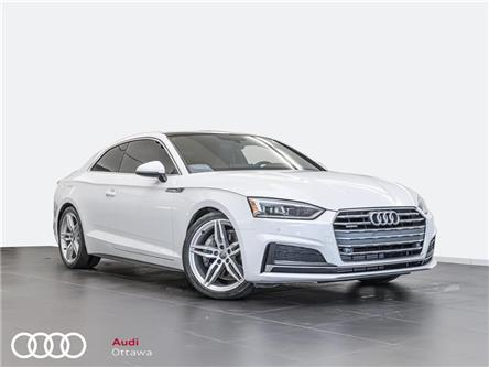 2018 Audi A5 2.0T Progressiv (Stk: 52679A) in Ottawa - Image 1 of 17