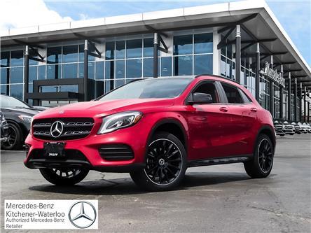 2019 Mercedes-Benz GLA 250 Base (Stk: 39155) in Kitchener - Image 1 of 17