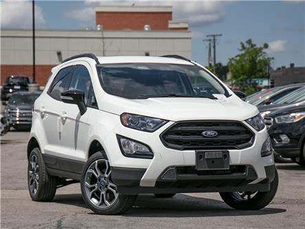 2019 Ford EcoSport SES (Stk: 190432) in Hamilton - Image 1 of 21