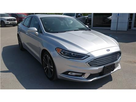 2018 Ford Fusion Titanium (Stk: P0457) in Bobcaygeon - Image 1 of 25