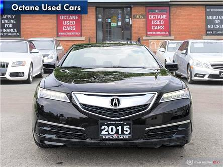 2015 Acura TLX Tech (Stk: ) in Scarborough - Image 2 of 25