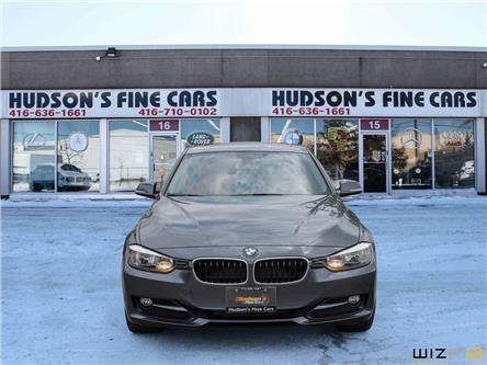 2015 BMW 320i xDrive (Stk: 02817) in Toronto - Image 2 of 30