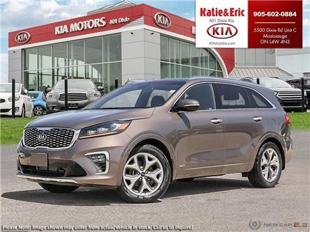 2019 Kia Sorento SX (Stk: SO19115) in Mississauga - Image 1 of 24