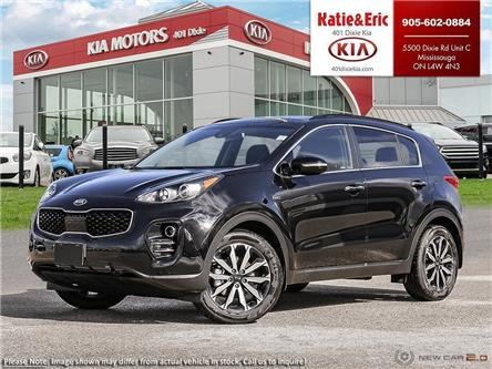 2019 Kia Sportage SX Turbo (Stk: ST19033) in Mississauga - Image 1 of 26