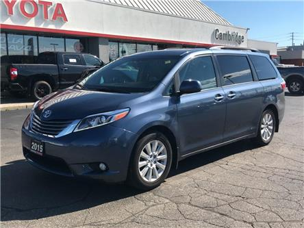 2015 Toyota Sienna  (Stk: 1809001) in Cambridge - Image 2 of 19