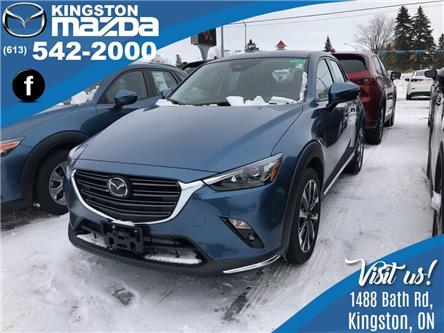 2019 Mazda CX-3 GT (Stk: 19T050) in Kingston - Image 1 of 5