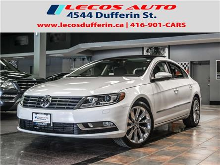 2013 Volkswagen CC Highline (Stk: 571284) in Toronto - Image 1 of 29