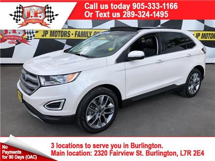 2016 Ford Edge Titanium (Stk: 47208) in Burlington - Image 1 of 26
