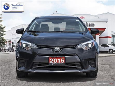 2015 Toyota Corolla LE (Stk: E7858) in Ottawa - Image 2 of 27
