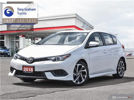2018 Toyota Corolla iM Base (Stk: U9120) in Ottawa - Image 1 of 28