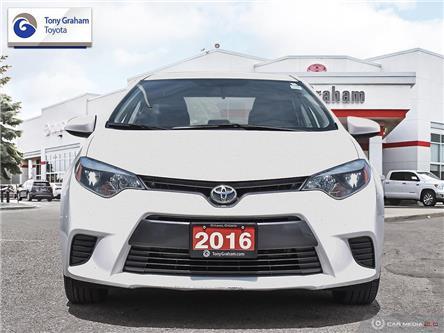 2016 Toyota Corolla LE (Stk: U9125) in Ottawa - Image 2 of 28