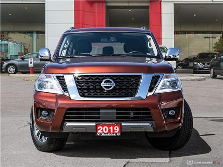 2019 Nissan Armada SL (Stk: P7395) in Etobicoke - Image 2 of 26