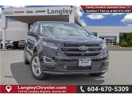 2017 Ford Edge Sport (Stk: EE908740A) in Surrey - Image 1 of 29