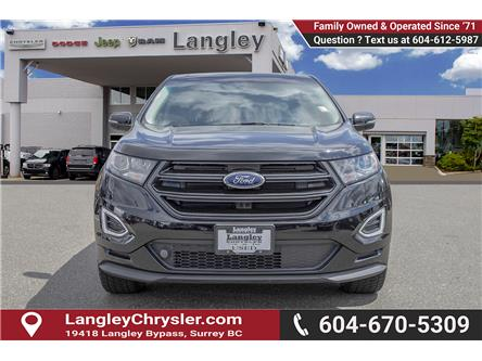 2017 Ford Edge Sport (Stk: EE908740A) in Surrey - Image 2 of 29