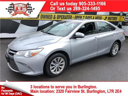 2015 Toyota Camry SE (Stk: 47249r) in Burlington - Image 1 of 14