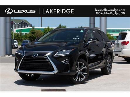 2019 Lexus RX 350L Luxury (Stk: L19451) in Toronto - Image 1 of 29