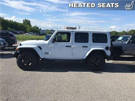 2019 Jeep Wrangler Unlimited Sahara (Stk: W19068) in Newmarket - Image 2 of 21