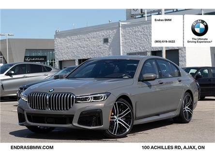 2020 BMW 750i xDrive (Stk: 70236) in Ajax - Image 1 of 22