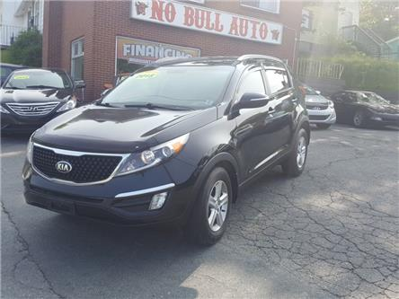 2015 Kia Sportage LX (Stk: -) in Dartmouth - Image 1 of 17