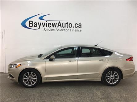 2017 Ford Fusion S (Stk: 34898EWA) in Belleville - Image 1 of 22