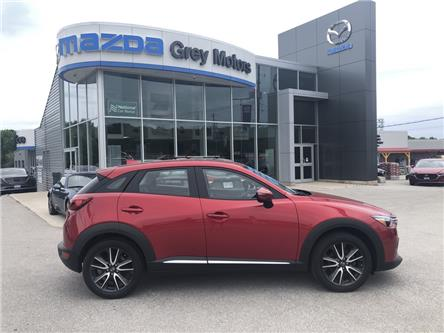 2018 Mazda CX-3 GT (Stk: 03342P) in Owen Sound - Image 1 of 16