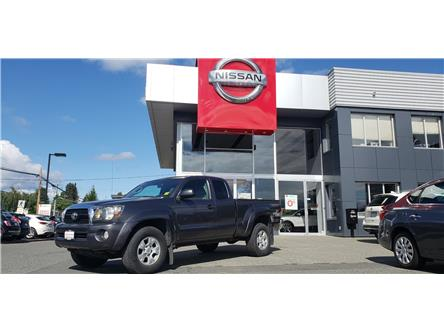 2011 Toyota Tacoma Base V6 (Stk: P0081) in Duncan - Image 1 of 4