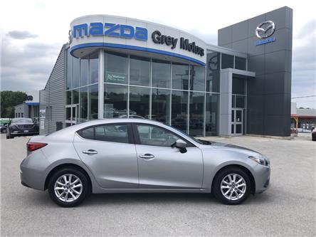 2016 Mazda Mazda3 GS (Stk: 19052A) in Owen Sound - Image 1 of 18